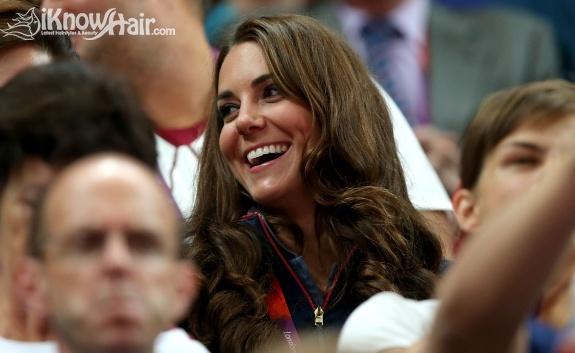 Catherine, Duchess of Cambridge, Duches Kate London Olympics