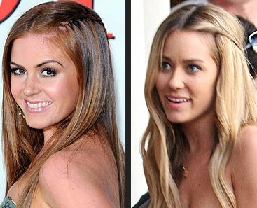 braid hairstyles celebrity
