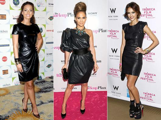 Leather Dresses for Summer