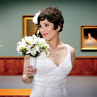 short-wedding-hairstyles