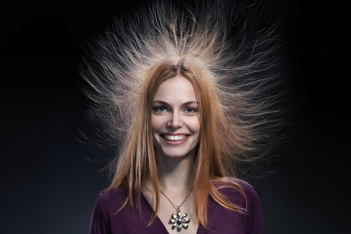 how to prevent hair static