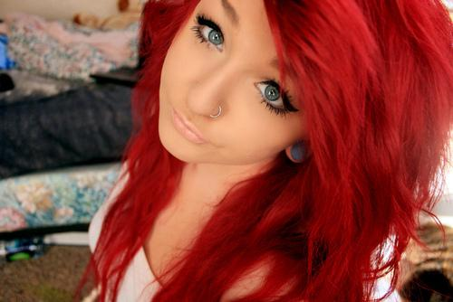 5 - Red Hair