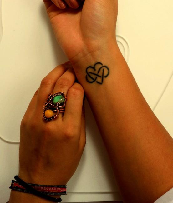 Infinite Love Tattoo (popular gallery)