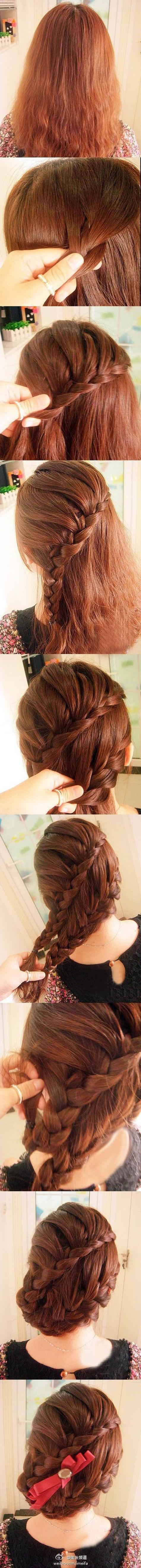 Hairstyle Tutorials (bests of pinterest gallery)