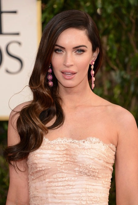 Best Side-Swept Hairstyles of 2014