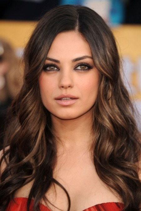 6 Dark Hair Color Ideas