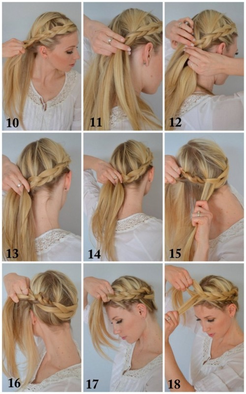 12 perfect braid hair tutorials solutioingenieria Choice Image