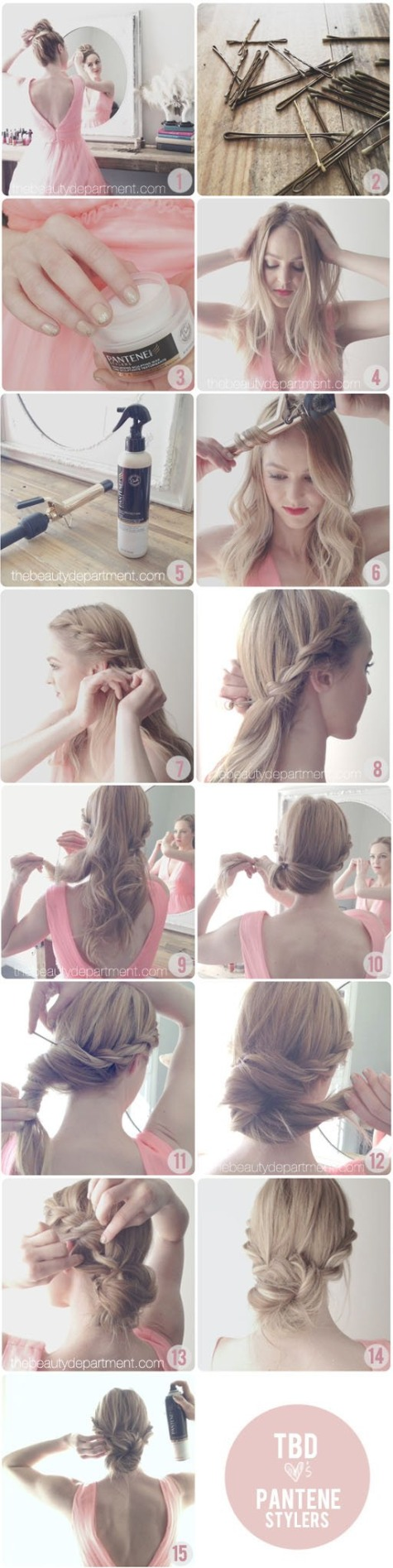 22 Amazing Braid Hairstyle Tutorials