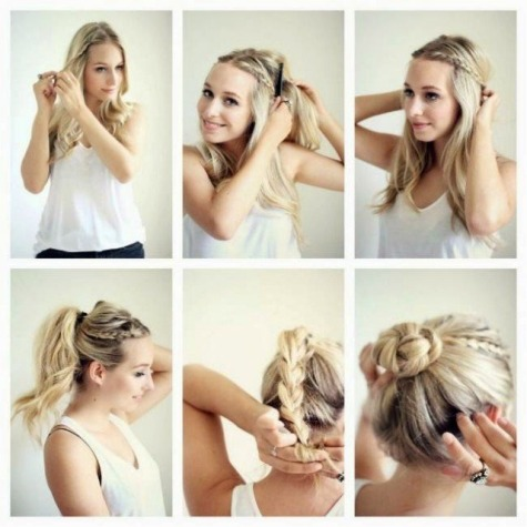 13 Great Summer Hair Tutorials