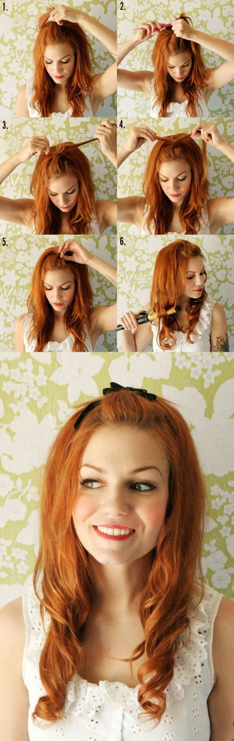 Fabulous Hairstyle Tutorials For You