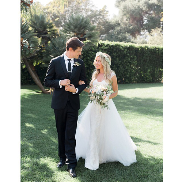 Ashley Tisdale And Christopher French Are Married: News Inside