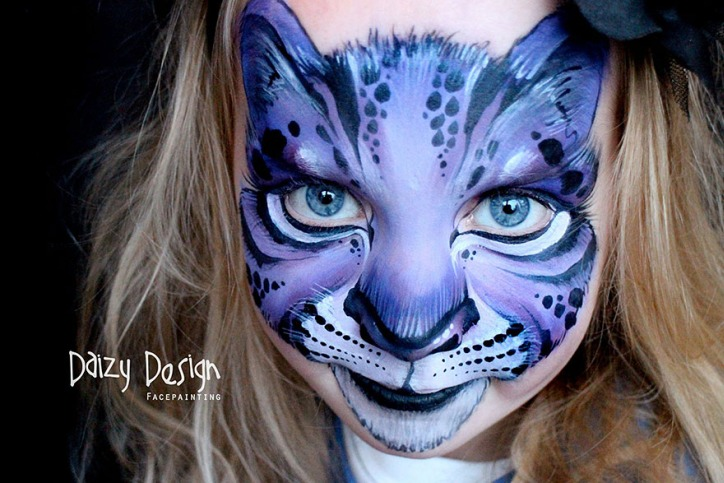 Kid Face Paint Ideas Animals