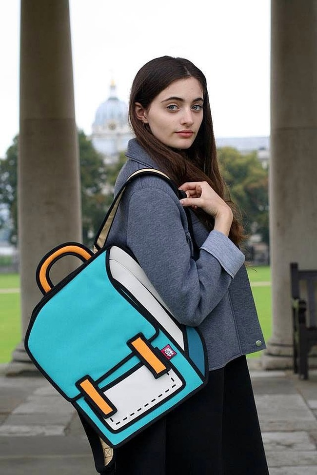 These Cartoon Bags Look Photoshopped, But They're Totally Real