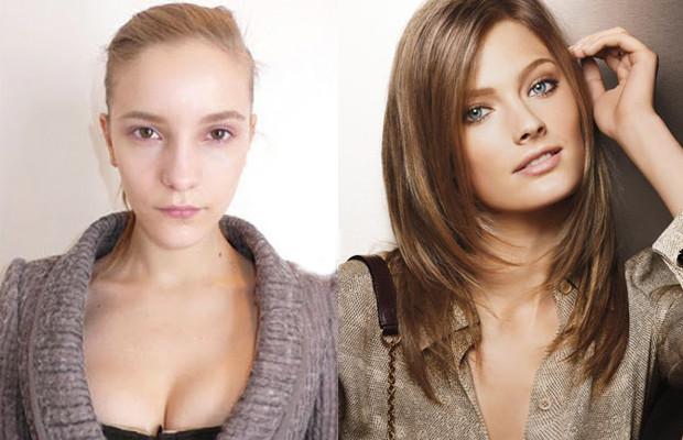 30 Photos of Victoria`s Secret Models Without Makeup  30 Photos of Vi...