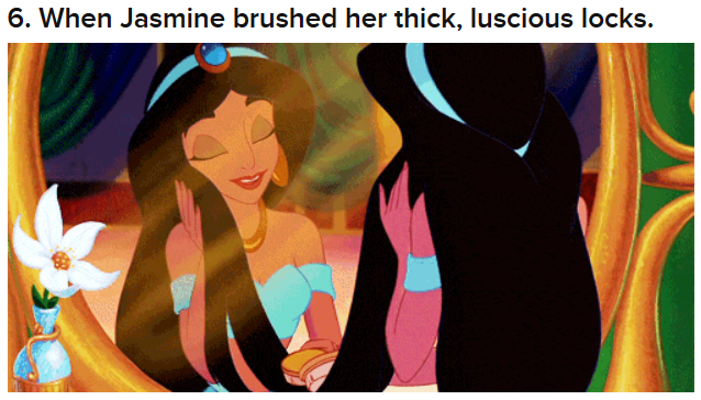 The 25 Most Satisfying Beauty Moments In Disney Films