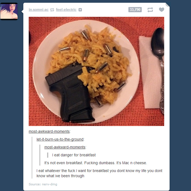 The 30 Funniest Conversations You'll See On Tumblr