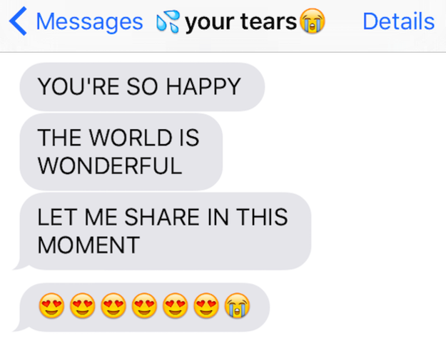 15 Rude Texts Your Tears Would Send You