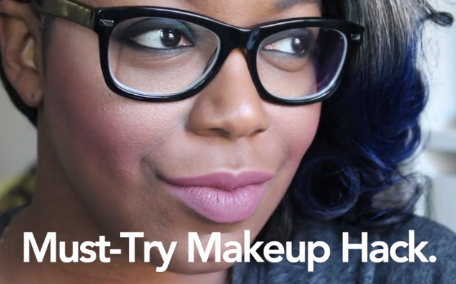Must-Try Makeup Hack: Smoky Eyes in 60 Seconds
