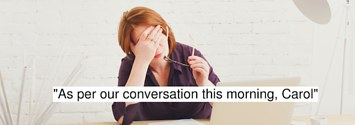 People Are Sharing Their Favorite Petty Phrases To Use In Work Emails And They're Pretty Great