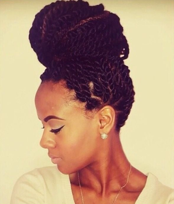 Latest Hairstyles For Black Women At Summer 2018