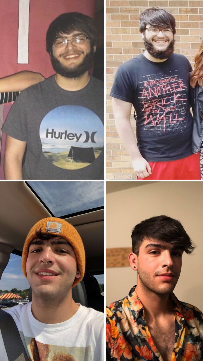 16-19 Or: How I Learned To Start Shaving And Escape The Neckbeard