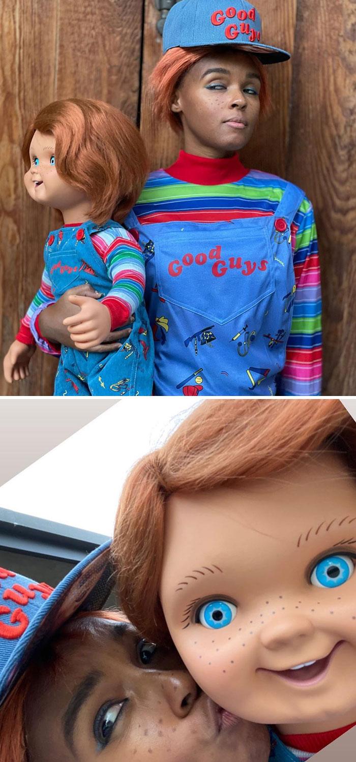 Janelle Monáe As Chucky