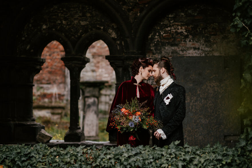 The Definition of a Perfect Couple: Gothic Style