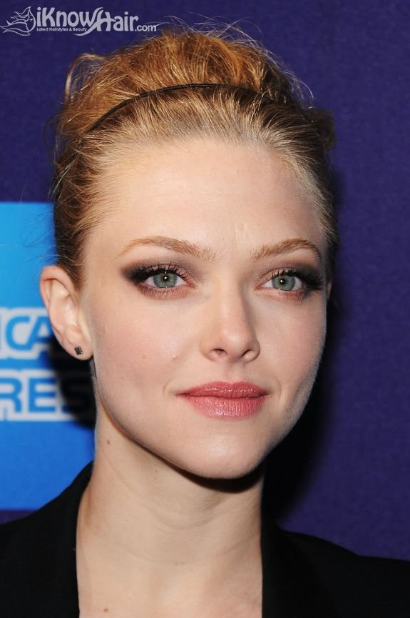 Amanda Seyfried Hair