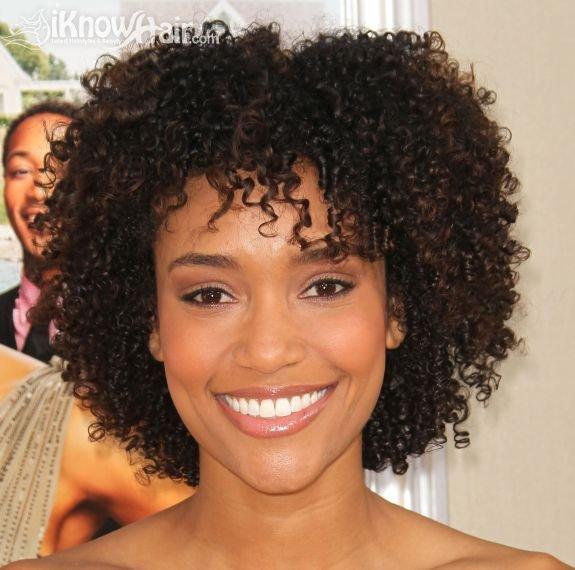 Curly Hair Cuts