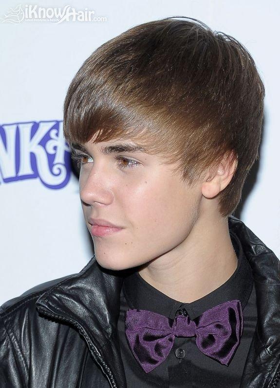 Justin Bieber New Hair