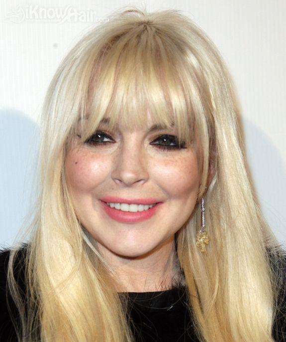Lindsay Lohan Hair | Lindsay Lohan Hairstyles | Short Hair ... линдси лохан