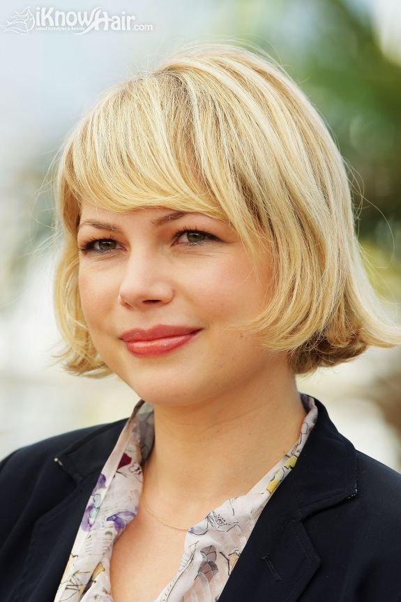 Michelle Williams Hair
