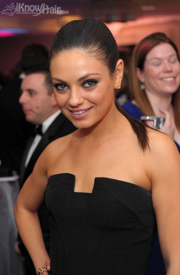Mila Kunis Hair