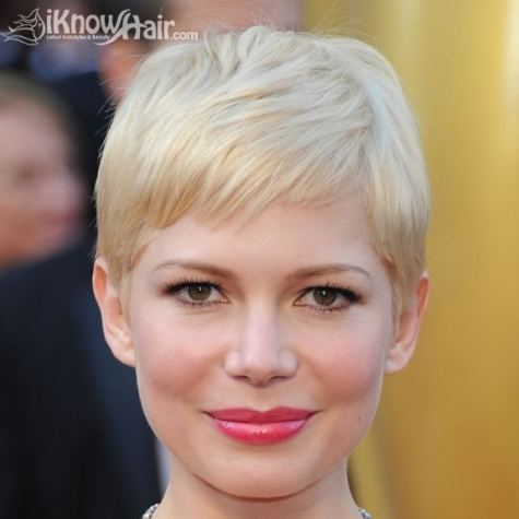 Pixie Cut (gallery: names of hairstyles)