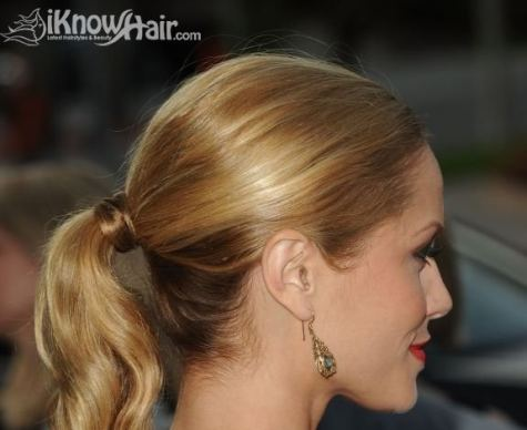 Ponytail Hairstyles (gallery: names of hairstyles)