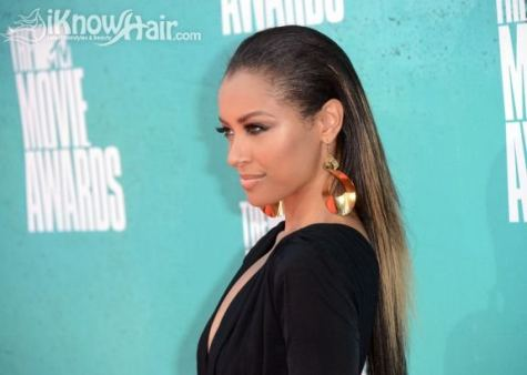 Slicked-Back Hairstyles (gallery: names of hairstyles)