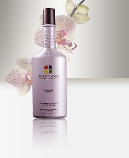 Pureology Hydrate Shampoo for dry hair best