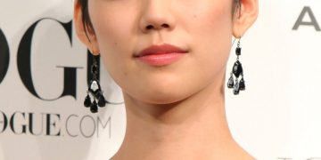 Short And Medium Asian Hairstyles