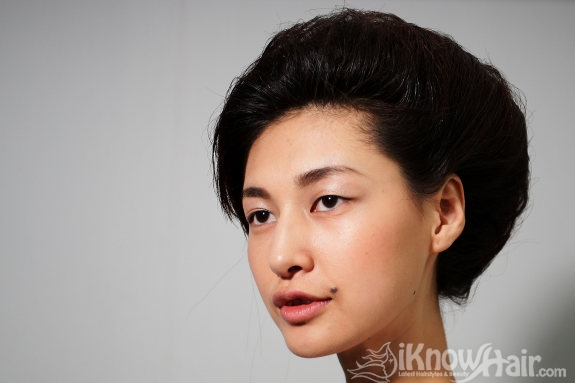 Short And Medium Hair Styles For Asian Women