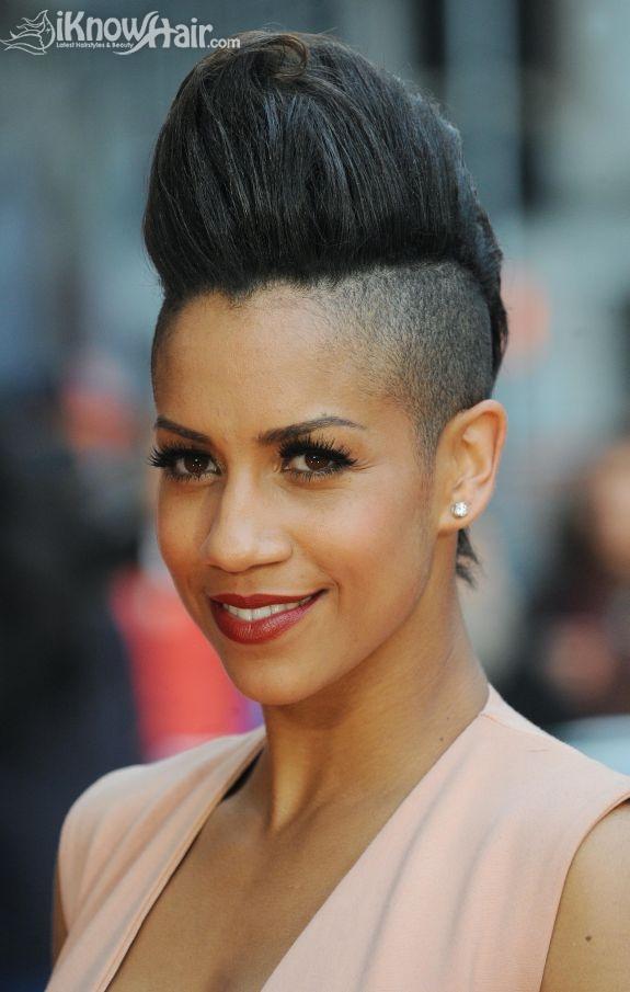 Short Black Hair Styles Buzz Cuts For Black Women Buzz Cuts Afro