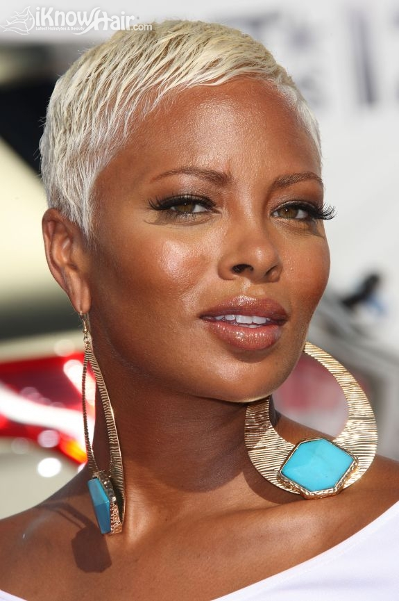 Short Black Hair Styles Buzz Cuts For Black Women Buzz