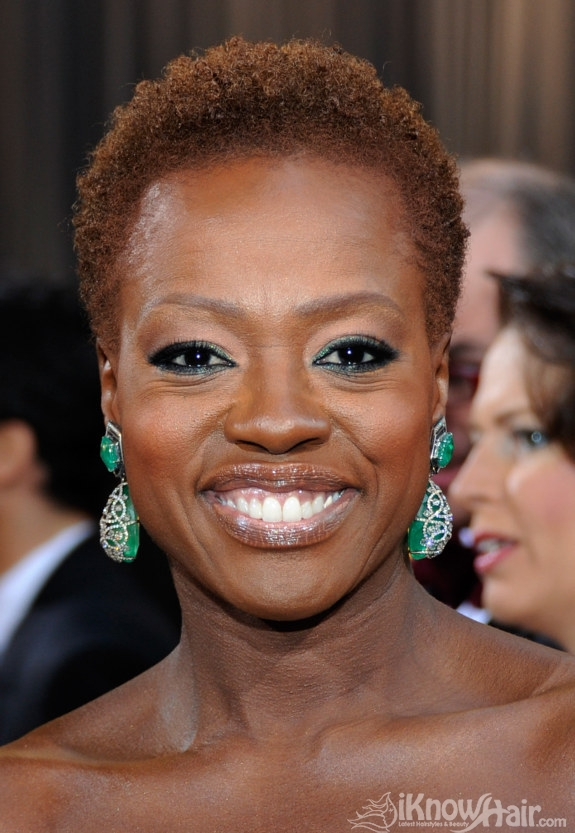 Cosmetics And Makeup: Black Woman Short Hairstyles