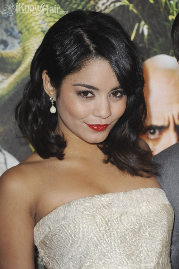 Vanessa Hudgens Hairstyles 2011 Haircut 2011 Short Hair