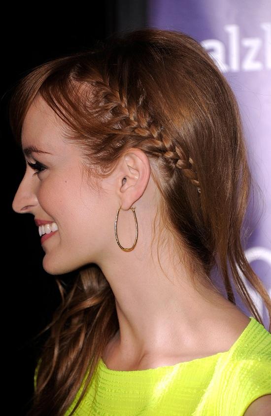 Braid Hairstyles Celebrity Hairstyles Braid