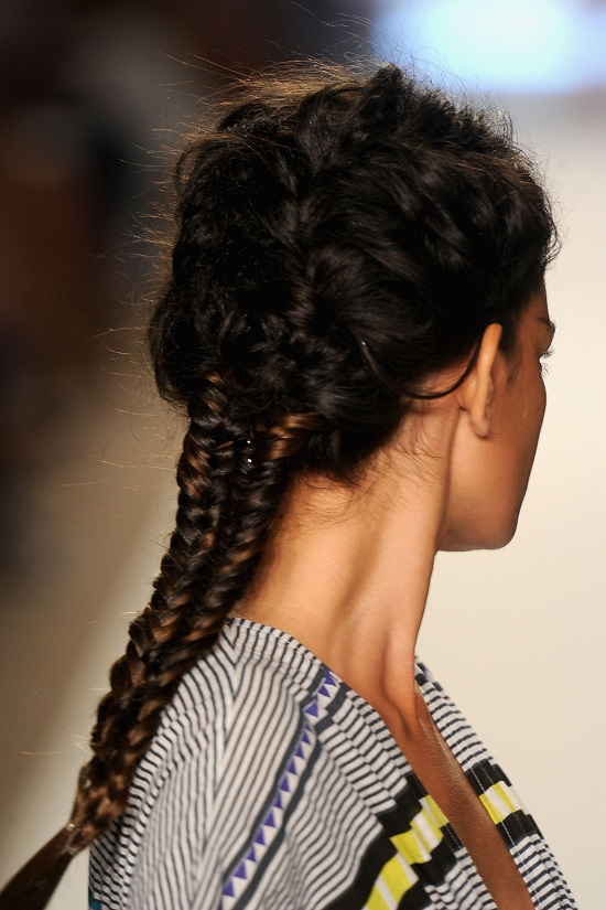 Celebrity Hairstyles 2011 Braid Hairstyles Fishtail