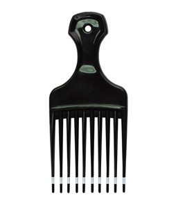 curly hair comb