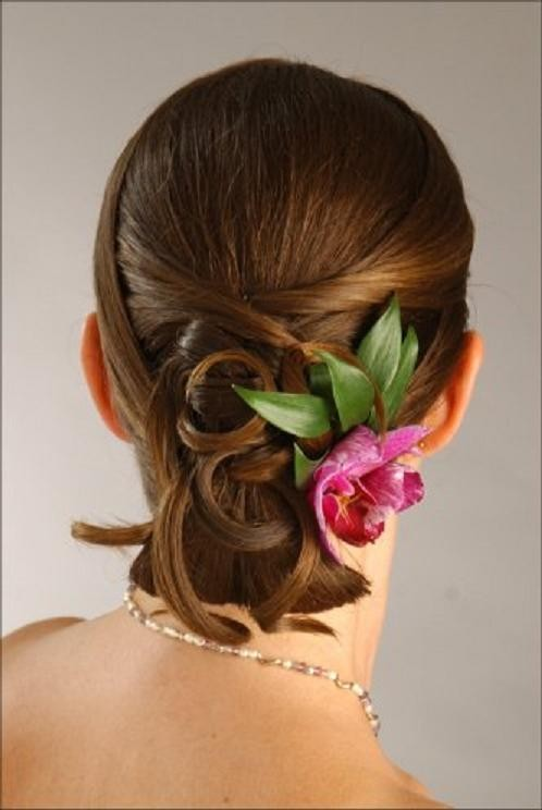 Destination Wedding Hairstyles