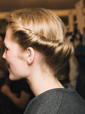 Easy Updo Hairstyles