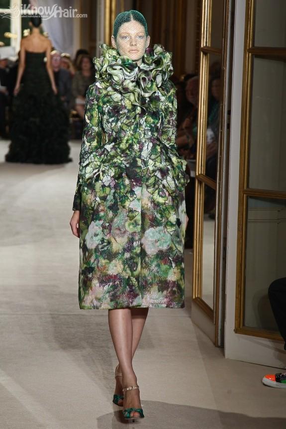 Giambattista Valli: Runway - Paris Fashion Week Haute Couture F/W 2013