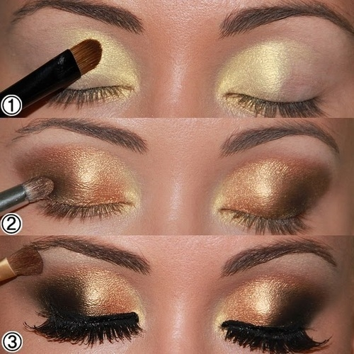 1 - Eye Makeup